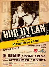 Concert Bob Dylan la Bucuresti