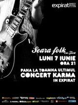 Concert Karma in Club Expirat din Bucuresti