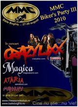 MMC Biker's Party 2010 la Baile Boghis