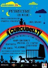 Concert lansare Curcubeu.TV in Parcul Coltea din Bucuresti