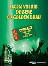 Concert Zdob Si Zdub la Centrul Comercial Felicia Iasi