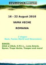 Stufstock 2010 in luna august in Vama Veche