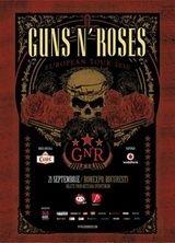 Clientii Vodafone au reducere la biletele pentru concertul Guns N Roses