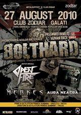 Concert Bolthard in Club Zodiar din Galati