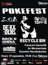 Pokefest 2010 in Club Fabrica din Bucuresti