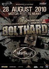 Concert Bolthard la Motor Fest din Targu Neamt
