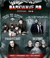 Festivalul Darkwave.ro cu Frank The Baptist in Kulturhaus