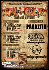 Festival de tatuaje si muzica la Iasi