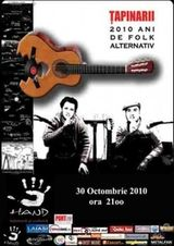 Concert Tapinarii in club Hand din Iasi