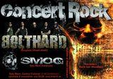 Concert Bolthard si Smog la Centrul Cultural Satu Mare