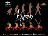 Concert byron in Club Tribute din Bucuresti