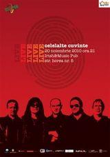 Concert Celelalte Cuvinte in Irish & Music Pub Cluj