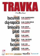 Concert Travka in club Zodiar din Galati