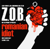 Concert tribut Green Day cu Z.O.B. in club Tribute din Bucuresti