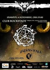 Concert Dor De Duh, Indian Fall si Sincarnate in Brasov