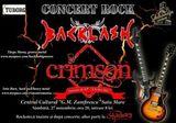 Concert Crimson si Backlash la Casa Zamfirescu din Satu Mare