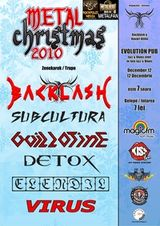 Metal Christmas club Evolution din Targu Mures