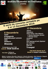 Academia Sperantei, ziua 1 in club Control Bucuresti
