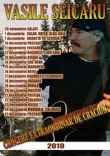 Concert de colinde cu Vasile Seicaru in Deva