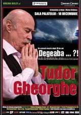 Concert Tudor Gheorghe la Sala Palatului Bucuresti