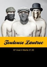Concert Toulouse Lautrec in club KF din Arad