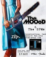 Concert The MOOoD in club Zona din Iasi