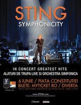 Concert Sting in Piata Constitutiei