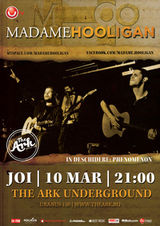 Concert Madame Hooligan in The Ark Bucuresti