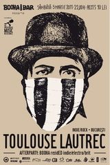 Concert Toulouse Lautrec in Booha Bar Cluj