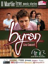 Concert byron in True Club din Bucuresti