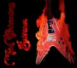 The Burning Guitar