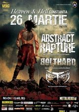 Concert Abstract Rapture, Bolthard in Constanta