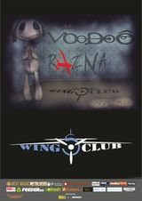 Concert Voodoo si Razna in Wings Club Bucuresti