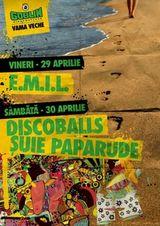Concert E.M.I.L. in club Goblin din Vama Veche