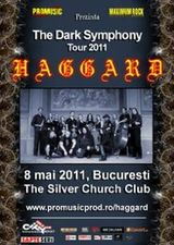 Concert Haggard in Silver Church Bucuresti