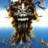 Iron Maiden * Vor canta in Belgrad