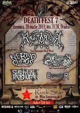 Concert Ragnarok, Nervochaos si multi altii in Rock Star Oradea