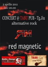 Concert Red Magnetic