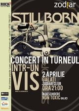 Concert Stilborn in Club Zodiar