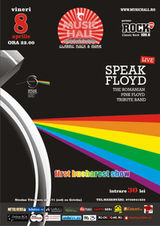 Concert tribut Pink Floyd cu Speak Floyd in Music Hall Bucuresti