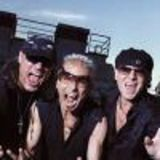 Trei piese noi Scorpions