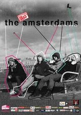 Concert The Amsterdams in Club A din Bucuresti