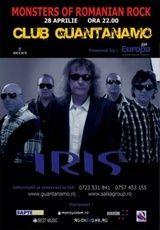 Concert Iris in Club Guantanamo din Bucuresti
