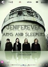 Concert Jeniferever si Arms And Sleepers in Control