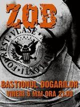 Concert Z.O.B. in Bastionul Dogarilor din Targu Mures