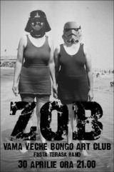 Concert Z.O.B. in Bongo Art Club din Vama Veche