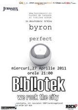 Concert Byron in Constanta