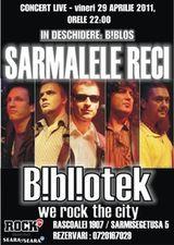 Concert Sarmalele Reci in Constanta
