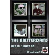 Concert The Amsterdams in club Wave '84 din Craiova
