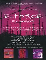 Concert E-Force la Odorheiu-Secuiesc